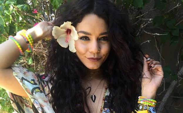 Vanessa Hudgens, la primavera es ella