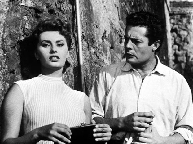 La ladrona, su padre y el taxista (1954)