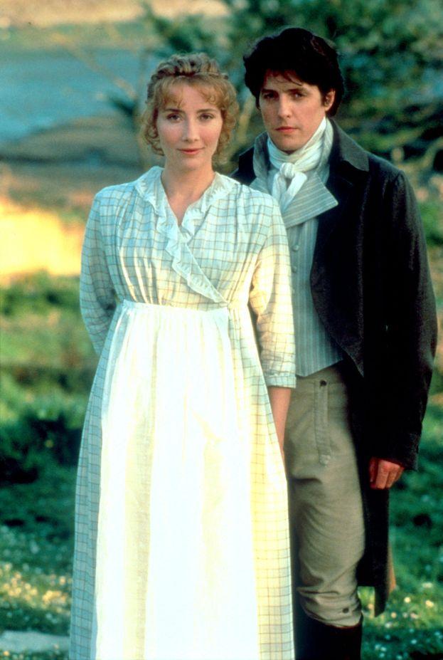 Hugh Grant y Emma Thompson