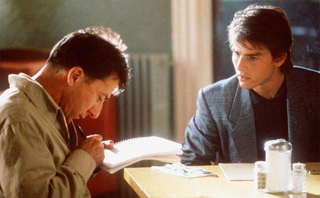 Raymond Babbitt en 'Rain Man'