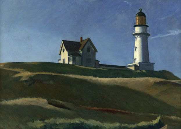 'LIGHTHOUSE HILL' (1927), Dallas Museum of Art