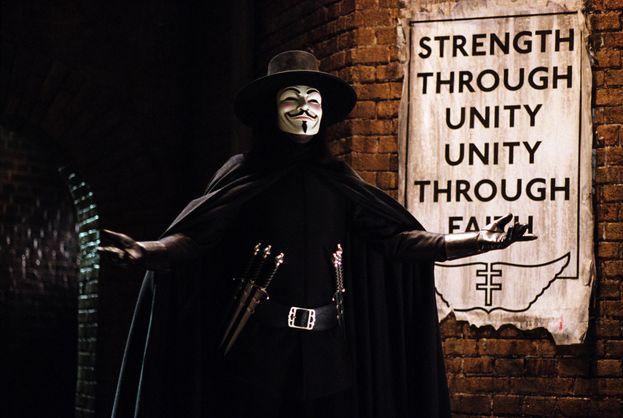 4. V de Vendetta