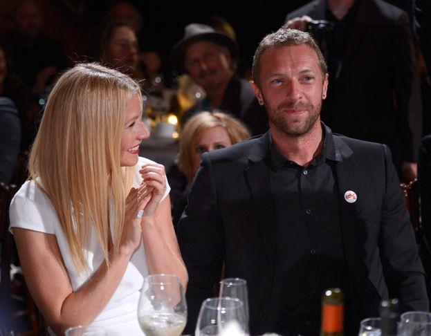 7. Gwyneth Paltrow y Chris Martin