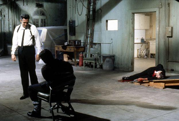 6. La violencia extrema traumatizó a Michael Madsen