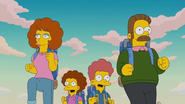 Maude Flanders (Los Simpson)