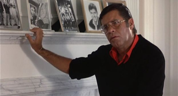 Jerry Lewis en 'THE KING OF COMEDY'