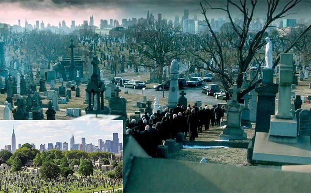 El Calvary Cementery en Queens es…