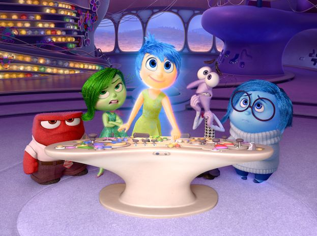 Agosto: 'INSIDE OUT'