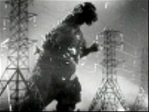 El Godzilla original