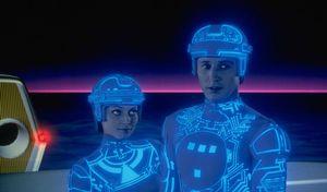 El clásico 'Tron' hackea la Cinemateca