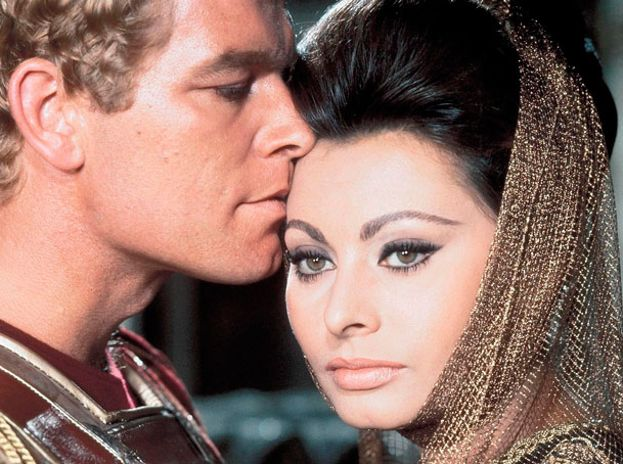 La caída del imperio romano (1964)