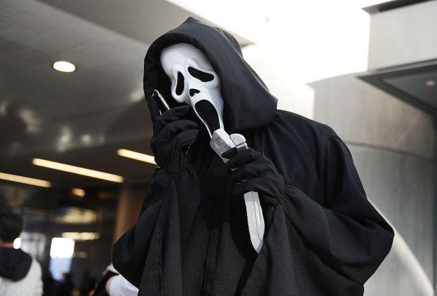 10. Ghost Face (Scream)