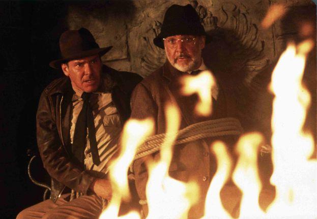 Indiana Jones y la última cruzada, de Steven Spielberg (1989)