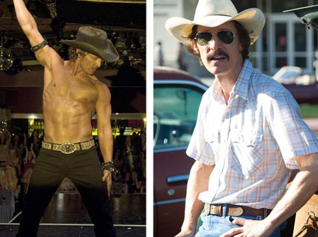 Matthew McConaughey para 'Dallas Buyers Club' (2013)