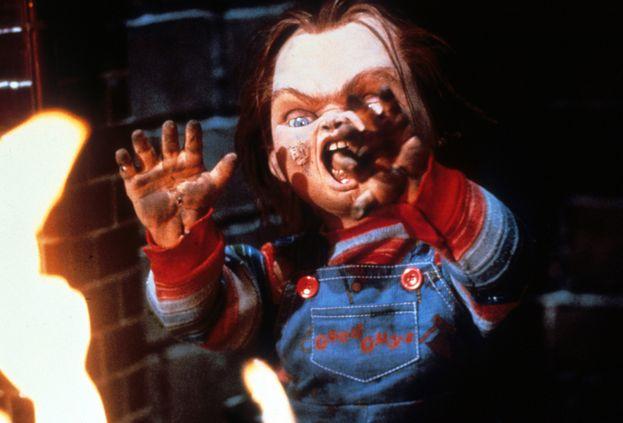 1. Chucky, el muñeco diabólico