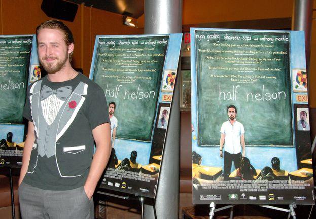 10. Ryan Gosling en 'Half Nelson'