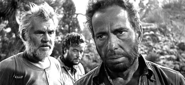 4. Dobbs en 'El tesoro de Sierra Madre' (1948)
