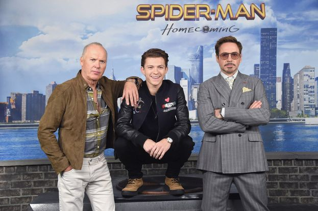 7. Spider-Man: Homecoming