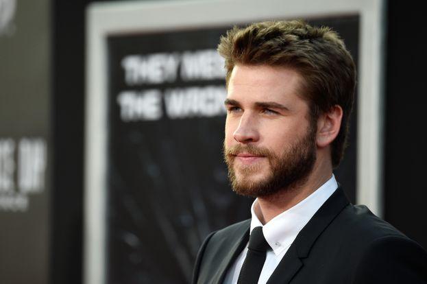 """13. Liam Hemsworth , el """"casi-asgardiano"""""""