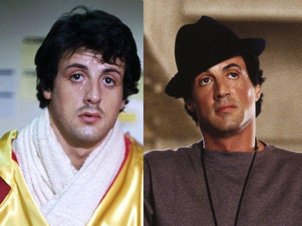 3. Sylvester Stallone, el hombre que mejor aguanta los golpes