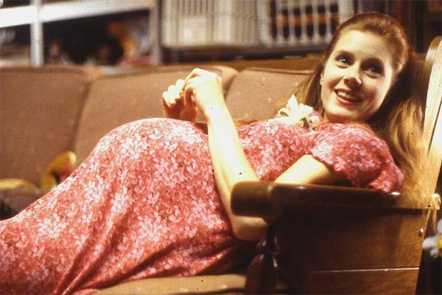 Adolescente embarazada en 'JUNEBUG' (2005)