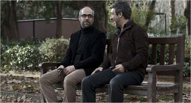 L. en 'UNA PISTOLA EN CADA MANO' (2012)