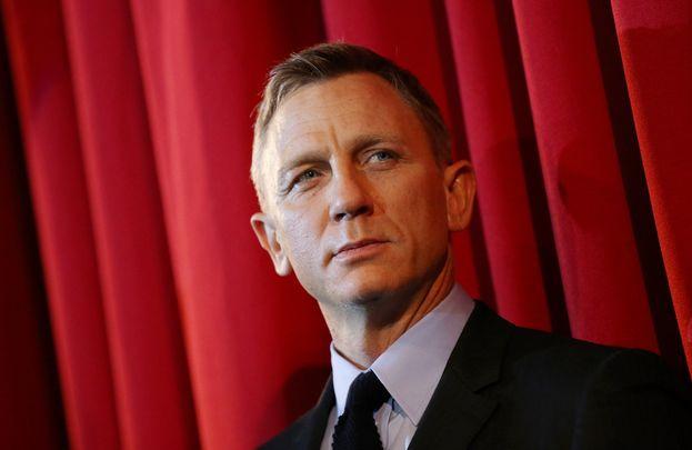 8. Daniel Craig: Heridas de guerra
