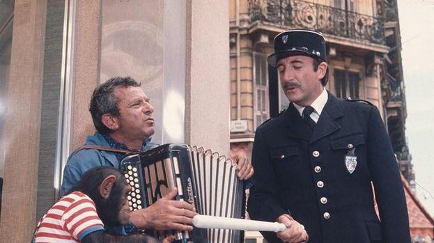 'El regreso de la Pantera Rosa' (1975)