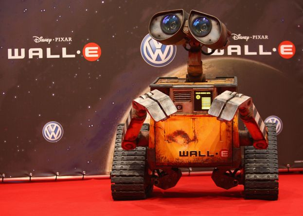 WALL·E y EVE de 'WALL·E'