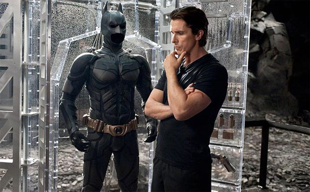 Christian Bale en la trilogía Nolan