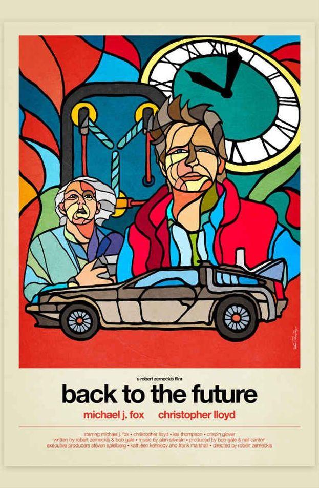 1.- DOC DE 'REGRESO AL FUTURO' (1985)