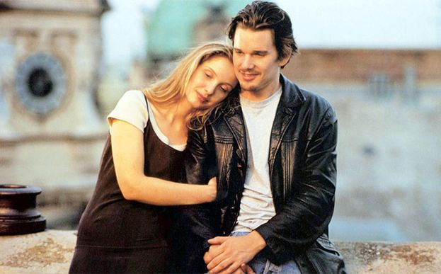 Ethan Hawke y Julie Delpy