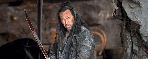 Nicolas Cage en 'Aprendiz de brujo'