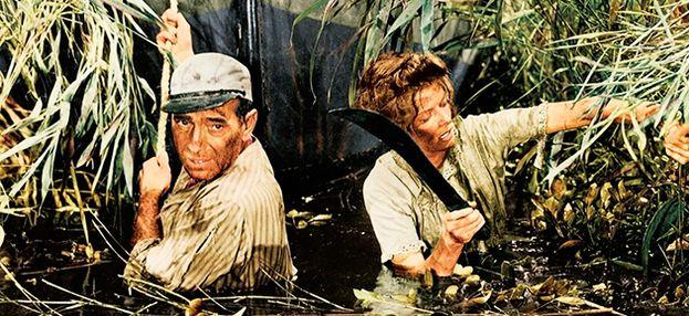 5. Charlie Allnut en 'La reina de África' (1951)