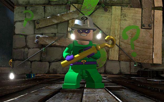 Rob Paulsen en 'LEGO: Batman la película' (2013)