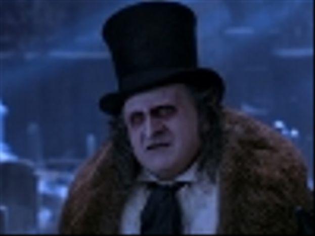 El Pingüino, de 'BATMAN VUELVE'