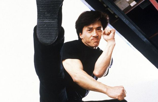 5. Jackie Chan