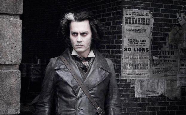 13. 'Sweeney Todd, el barbero diabólico de la calle Fleet' (2007)