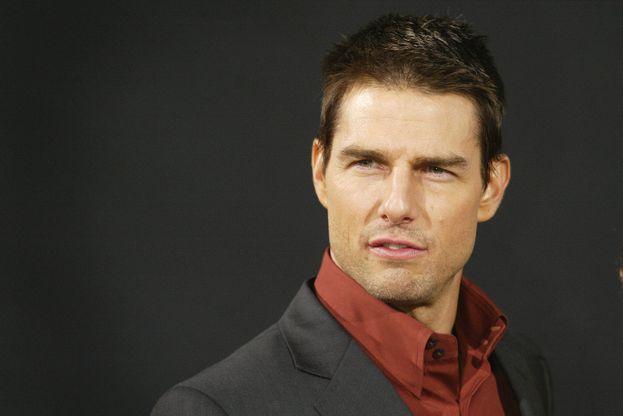 Tom Cruise y las miradas