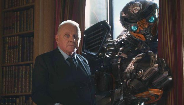 9. Transformers: El último caballero