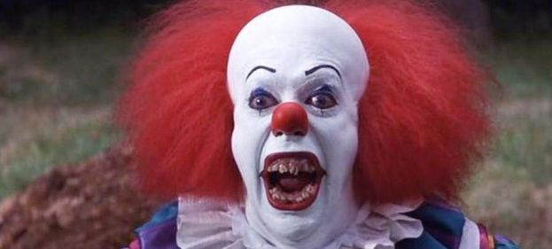 8.  Pennywise