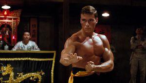 Las mejores peleas de Van Damme