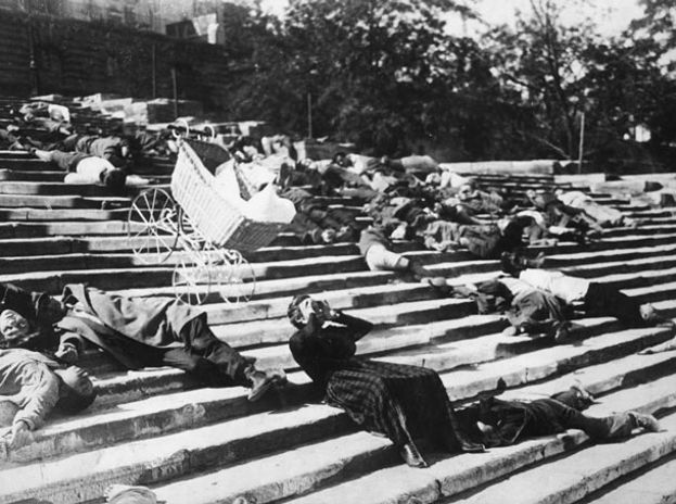 'El acorazado Potemkin' (1925)