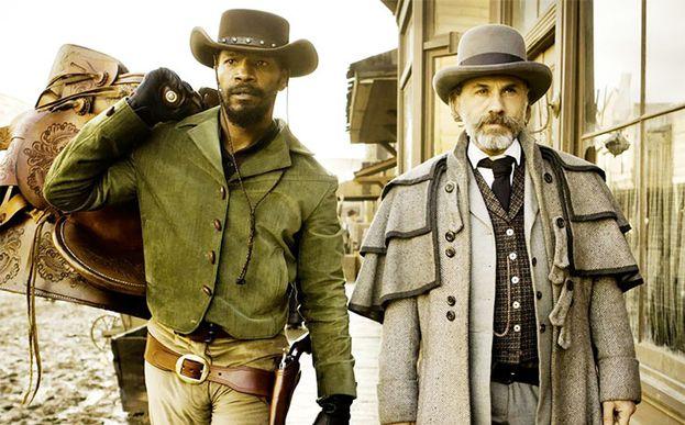 'Django Desencadenado' (2012)