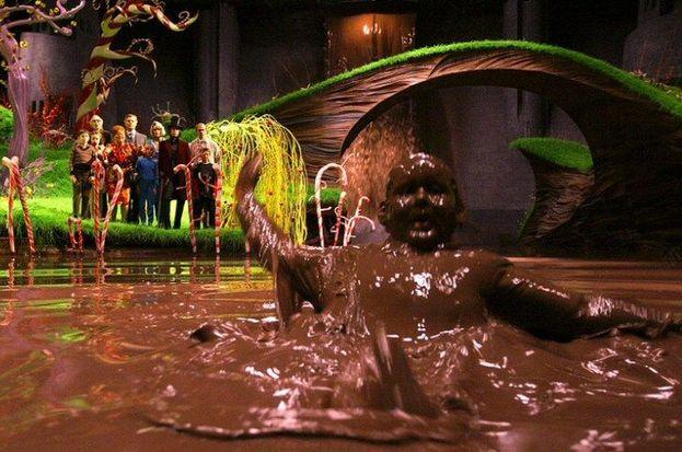 'Charlie y la fábrica de chocolate' (2005)