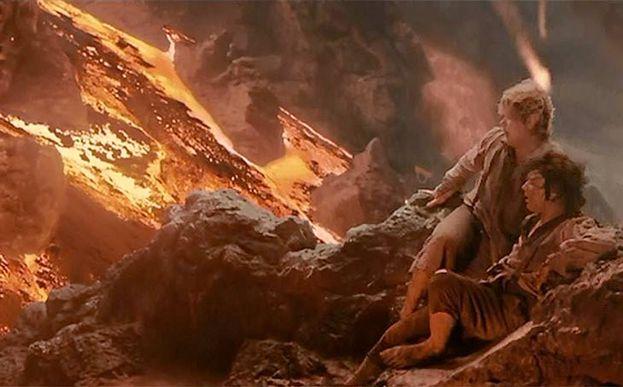 'El señor de los anillos' (2001-2003)