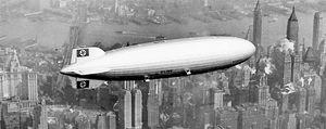 El Hindenburg, el Titanic del aire que sucumbió a las llamas