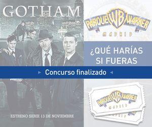 Concurso 'Gotham'