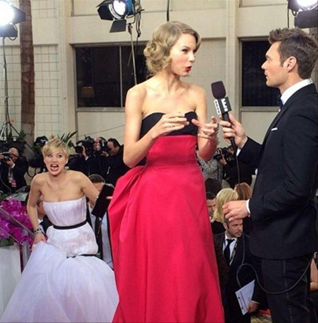 Jennifer Lawrence a Taylor Swift
