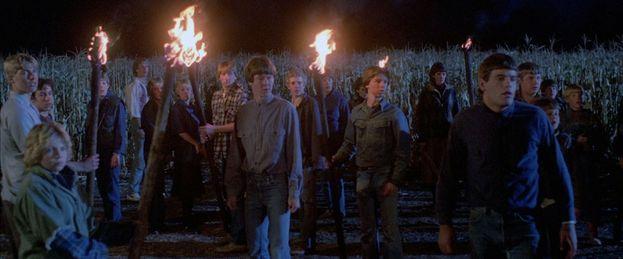 'LOS CHICOS DEL MAÍZ' (1984)